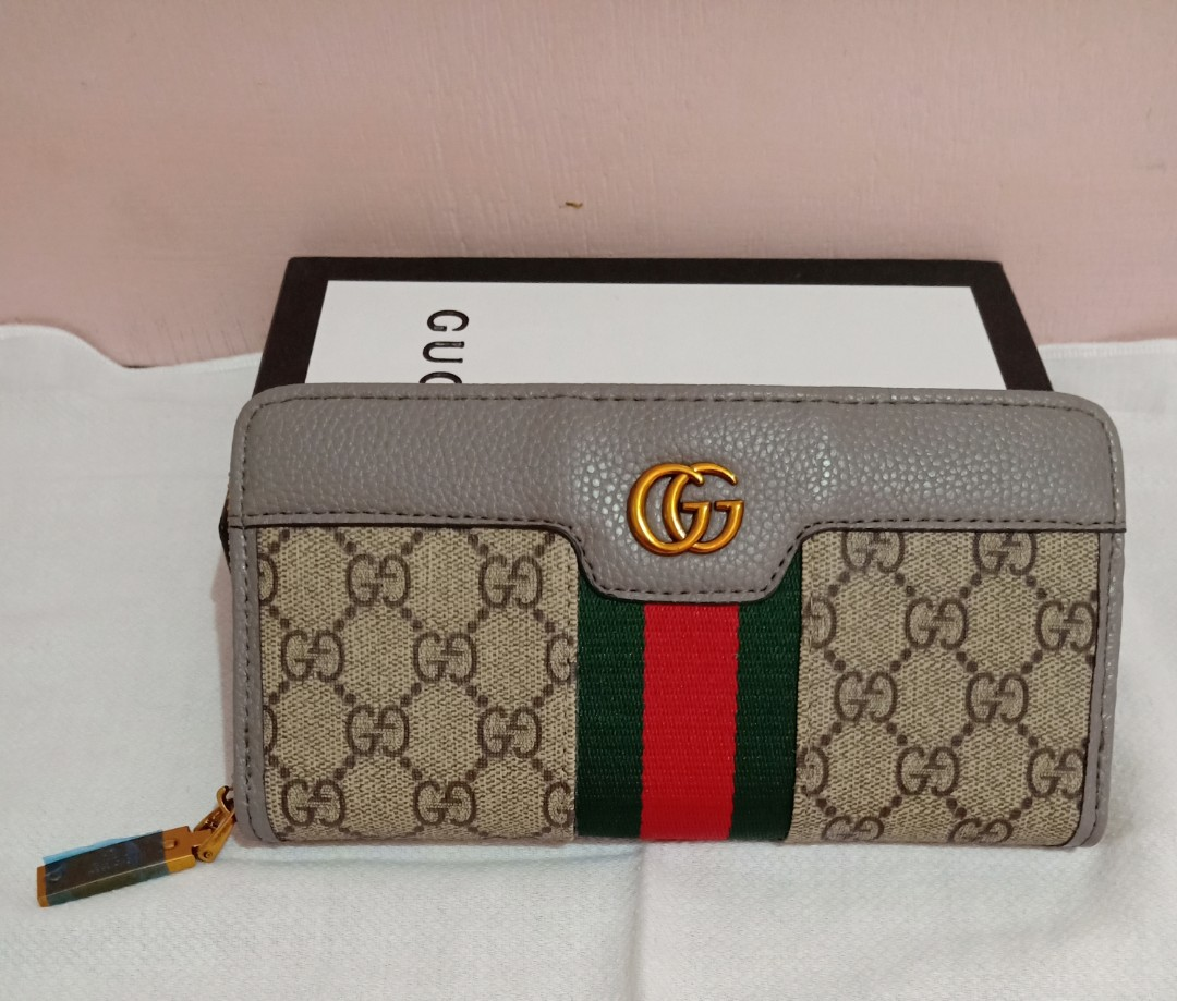 8185f59bdb4 Good quality Gucci wallet