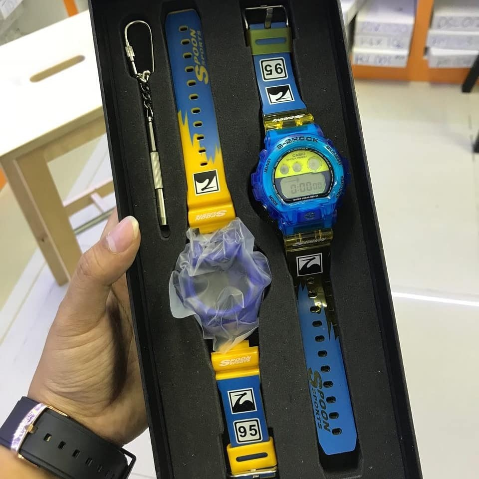 Gshock Dw6900 Mens Fashion Watches On Carousell Casio G Shock Glx 6900 1 Hitam
