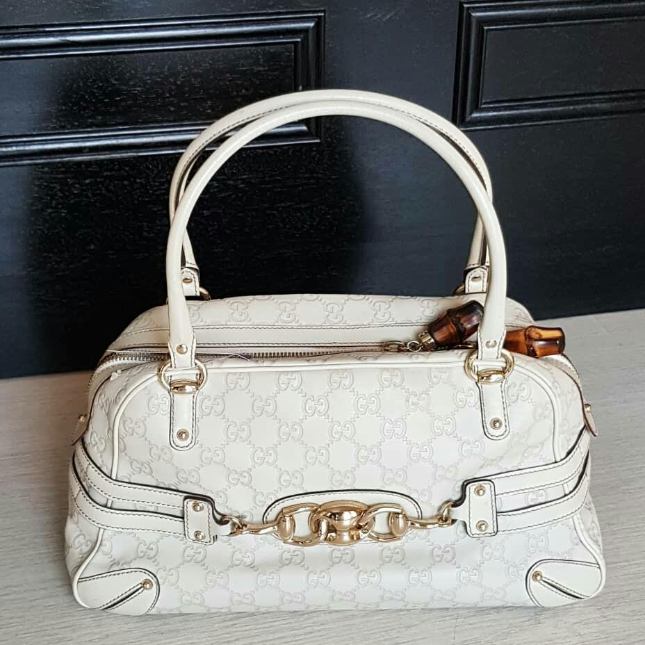 b3a815be044 Gucci Wave Boston Bag