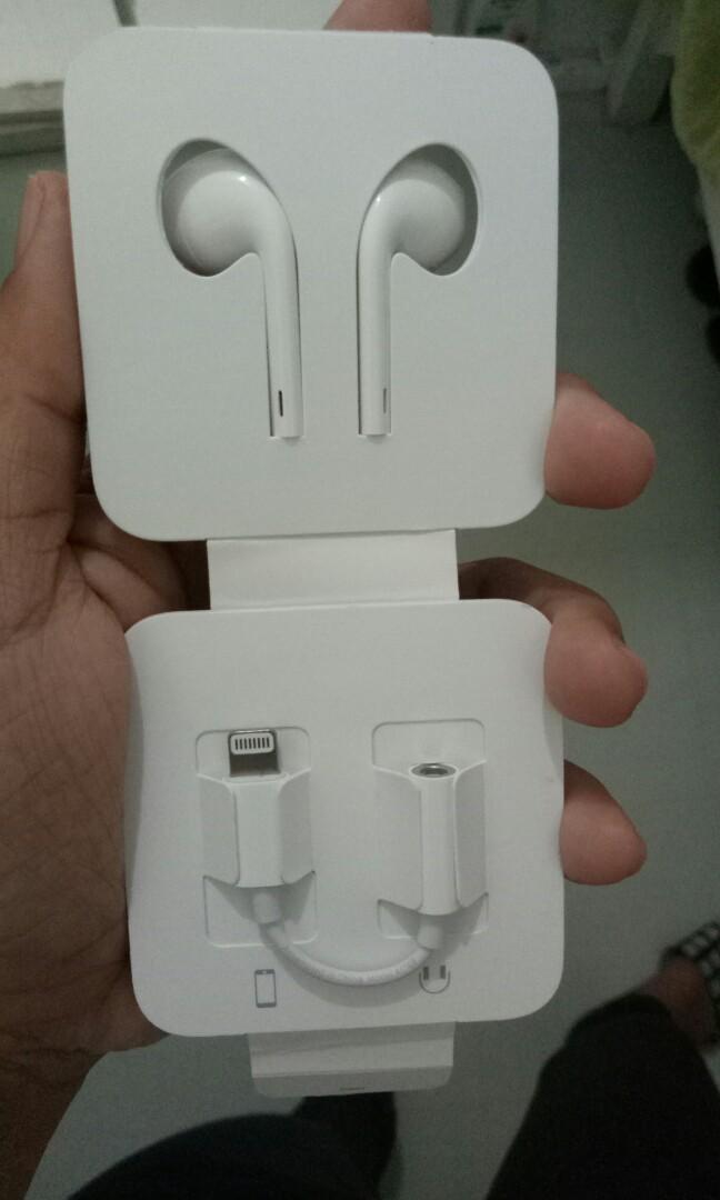 Iphone 8plus original headseat