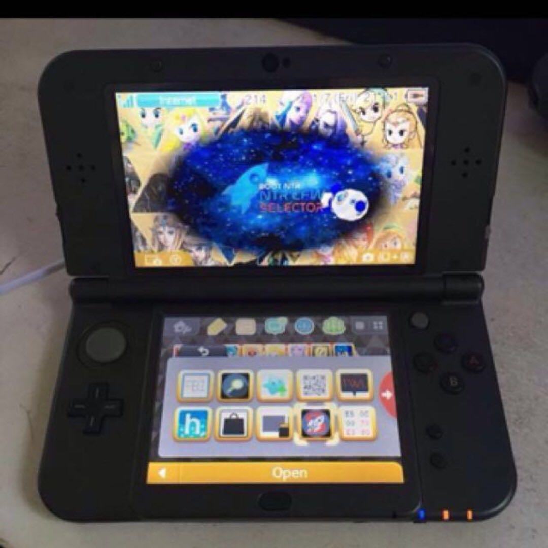 Hack Nintendo 2ds Xl 118