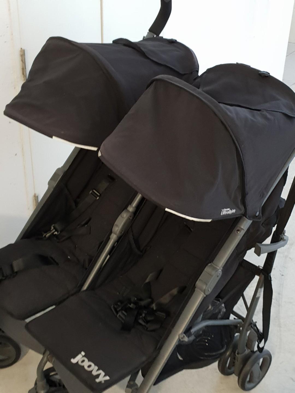 Joovy Twin Umbrella Stroller