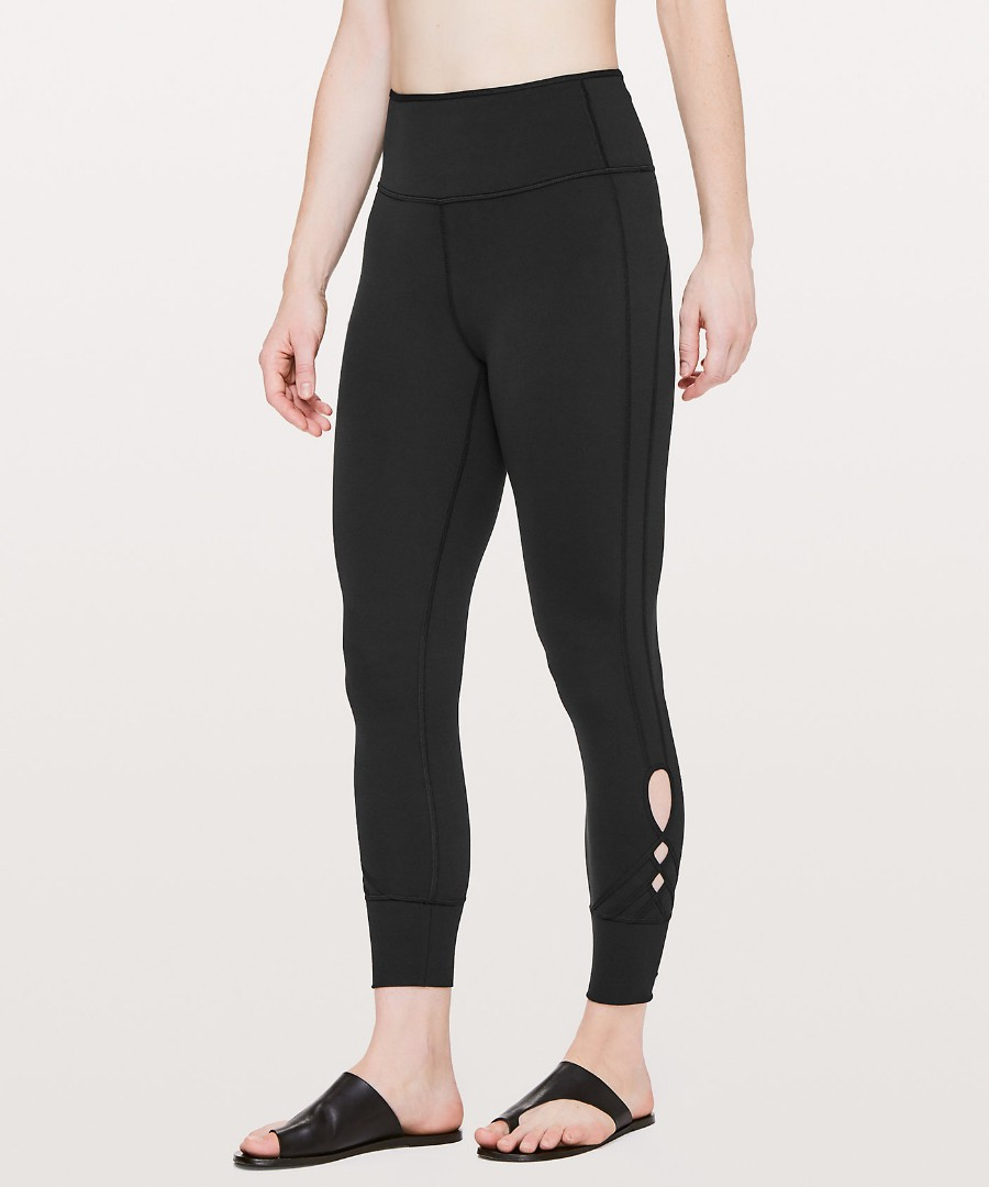 e89ad82f9f8338 Lulu Melodic Movement Tight, Sports, Sports Apparel on Carousell