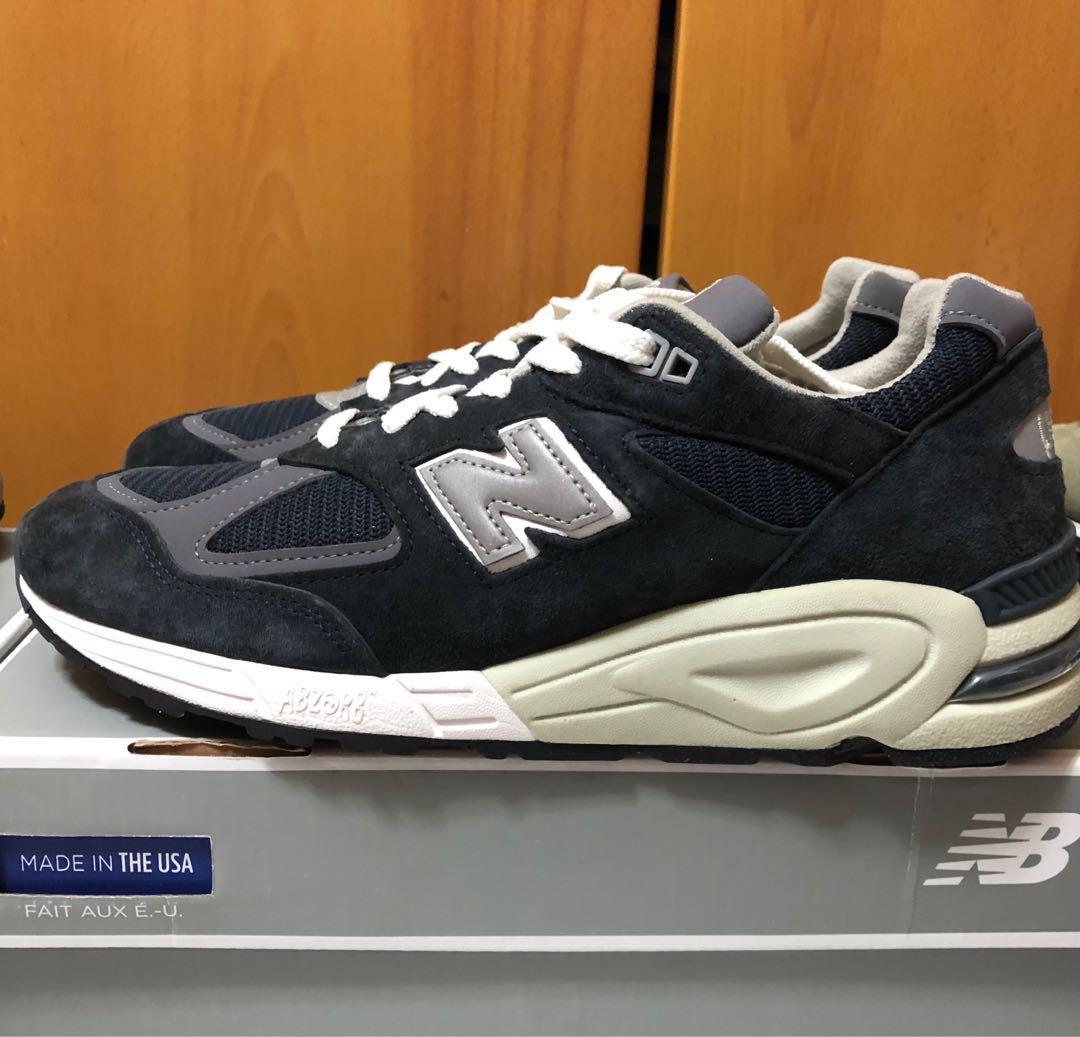 size 40 f9e5a 33465 New Balance 990 NV2 US9