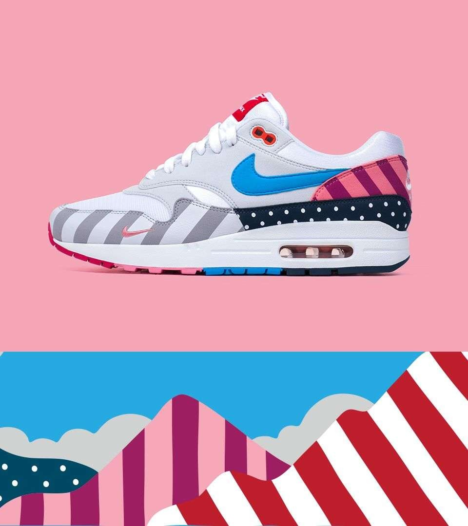 9ea01d5d Nike Air Max Parra, Men's Fashion, Footwear, Sneakers on Carousell