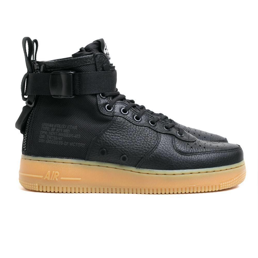 Nike SF Air Force 1 Mid | Black