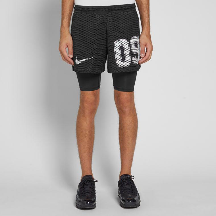 nike shorts with tights