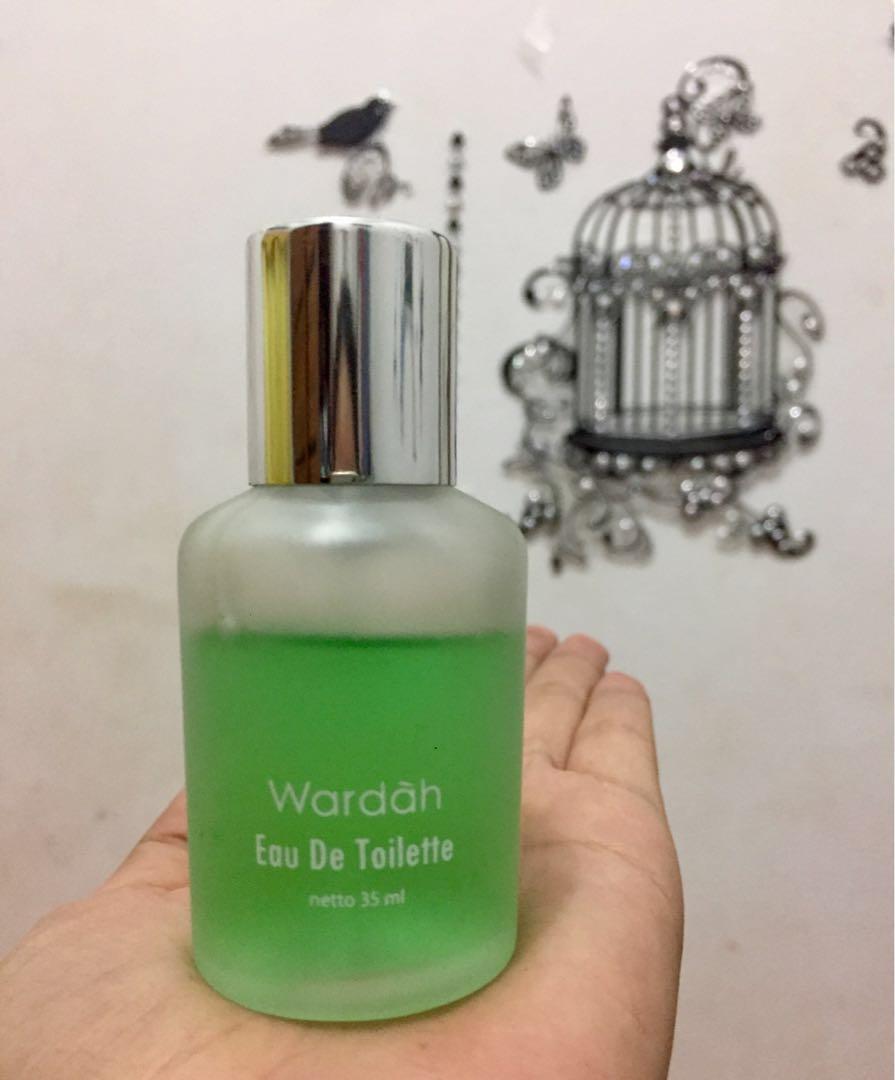 Parfum Wardah Innocence Kesehatan Kecantikan Kuku Eau De Toilette 35ml Photo