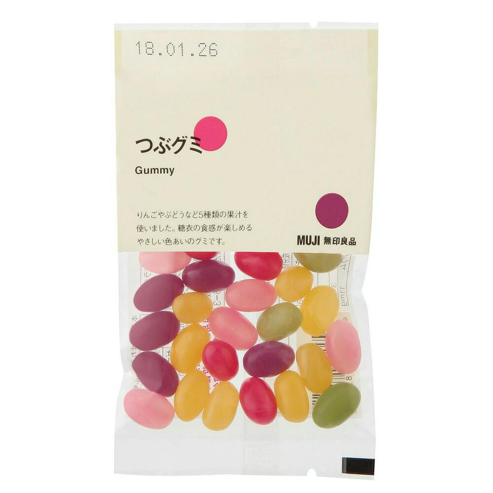 [PO Japan Ready 15 Sept] MUJI Gummy