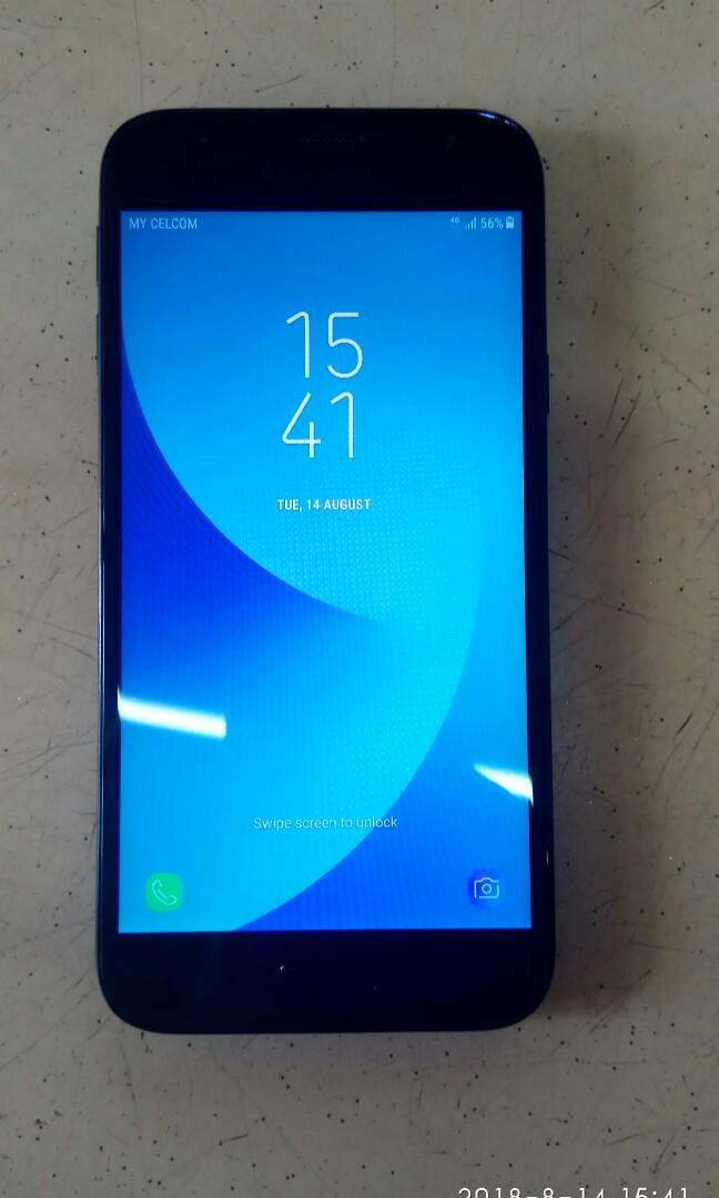 Samsung J3 Pro Mode Filter+Fly GPS