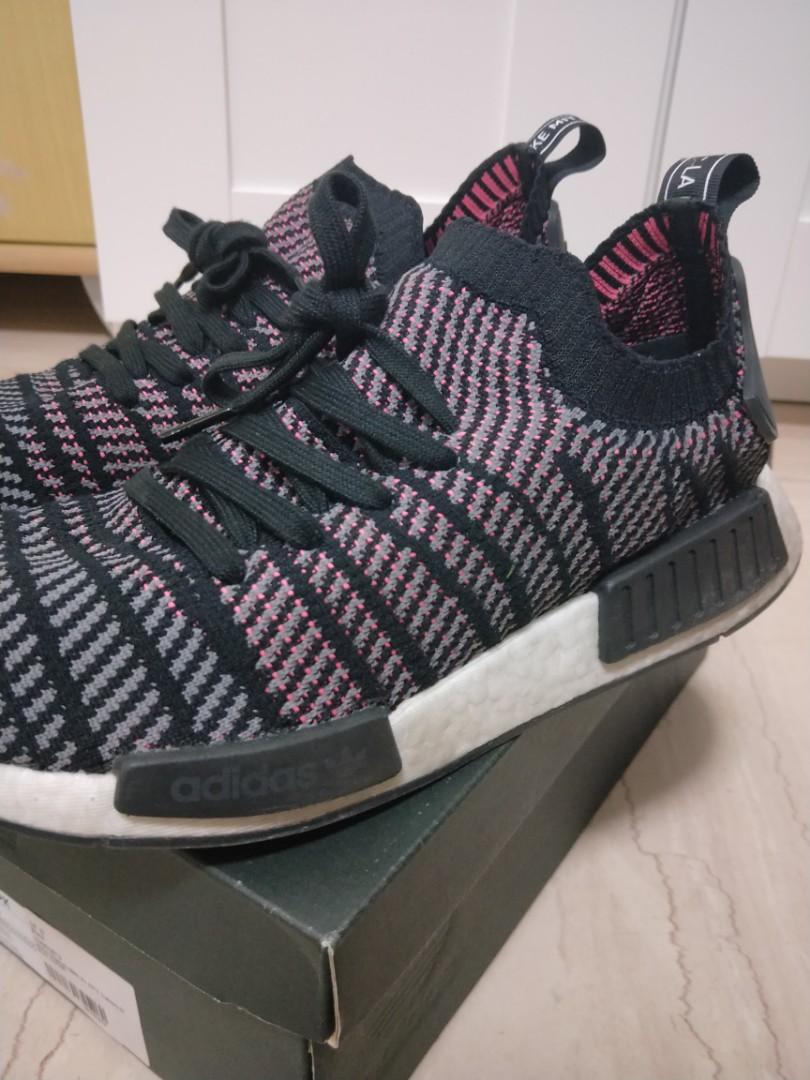 2cf470fd ⚡STEAL⚡NMD STLT PK, Men's Fashion, Footwear, Sneakers on Carousell