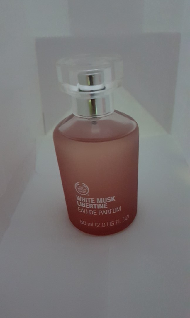 8fcc5e13 The body shop white musk libertine, Health & Beauty, Perfumes, Nail ...