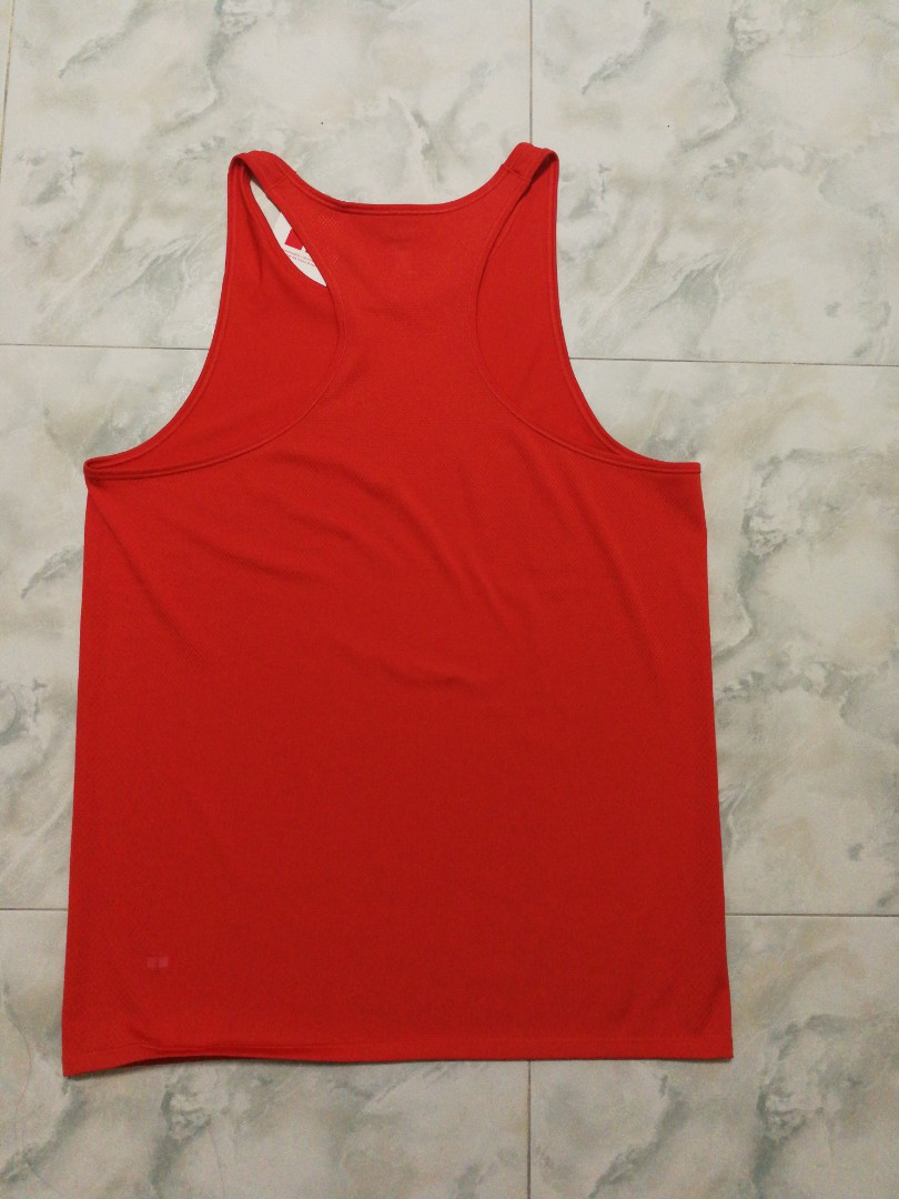 dc5e55971eef44 Uniqlo female dry-ex long tank top