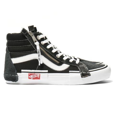 960812cd665 Vans Vault SK8-Hi Cap LX Black