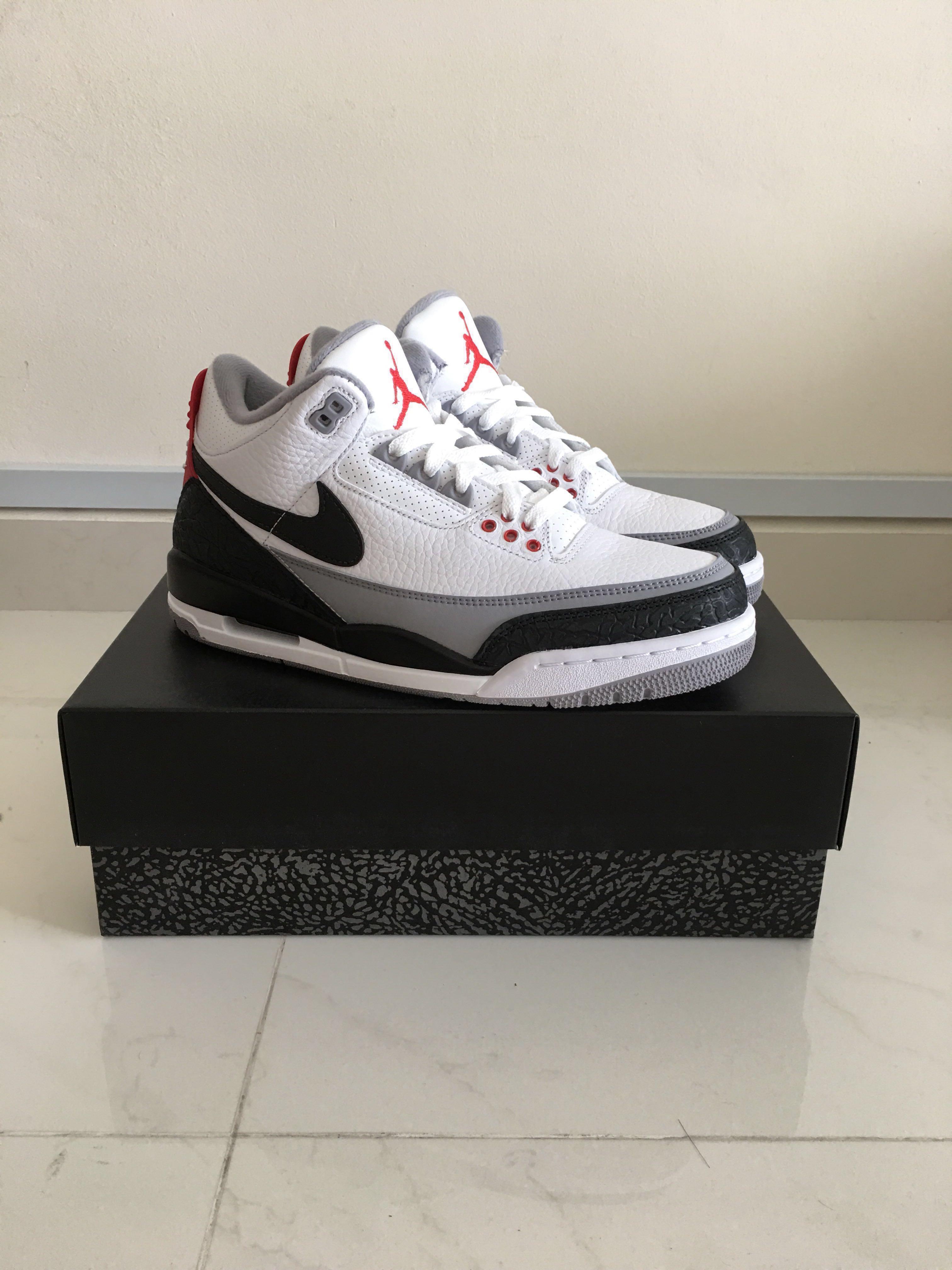 70b5b81256e202 WTS Nike Air Jordan 3 Tinker Hatfield