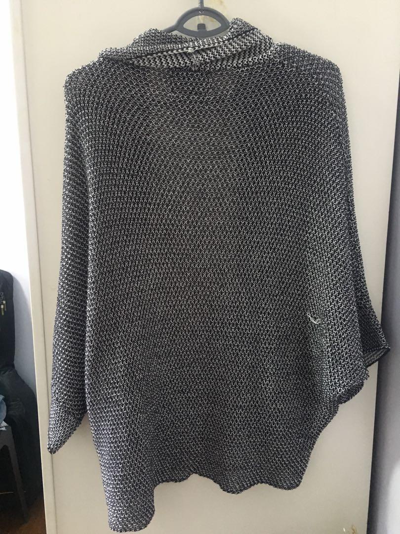 7c5a9c5d9700 Zara knit cardigan