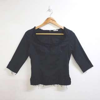 Miu Miu black top