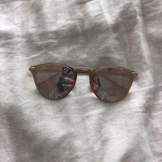 Rose good sunglasses