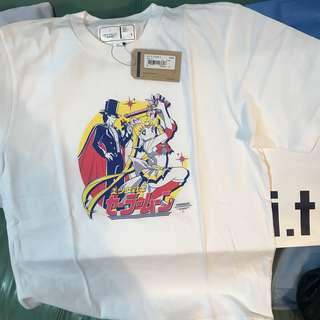 Sailormoon x Chocoolate Tee