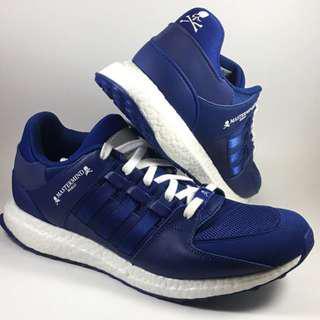 Mastermind x Adidas Boost EQT 藍色