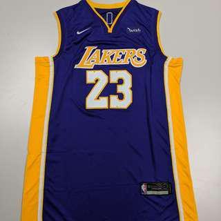 (INSTOCK) NBA LA Lakers Purple