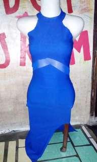 Long dress belah samping depan #merdeka73