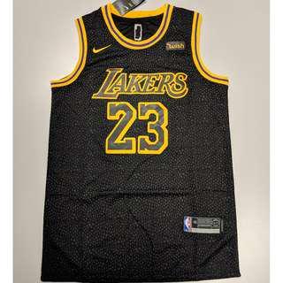 (INSTOCK) NBA LA Lakers Black Mamba