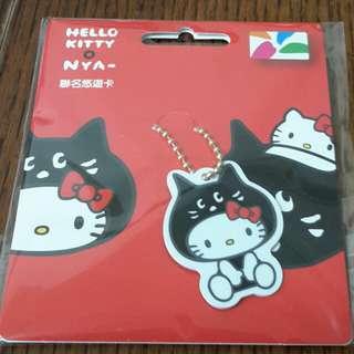 預購台灣 Kitty x Nya悠遊卡 约8月22日到貨