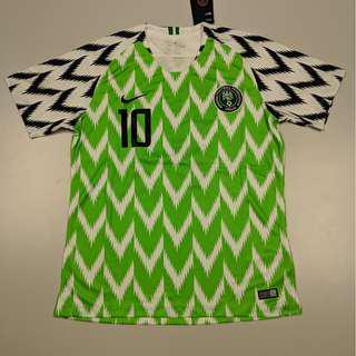 Nigeria World Cup 2018