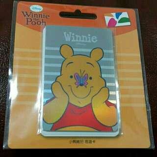 預購台灣 Pooh Pooh 悠遊卡 约8月22日到貨
