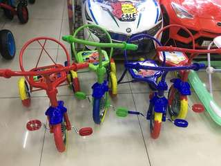 3 Wheel Bike Tricycle