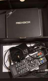 Android TV Box Nexbox N86