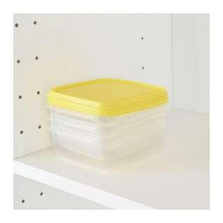 IKEA pruta kuning isi 3
