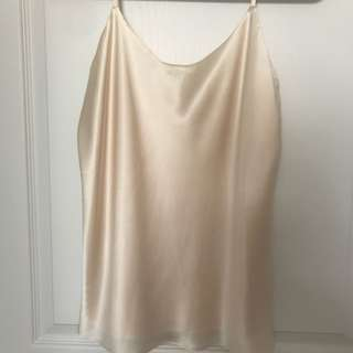 Club Monaco Silk cami