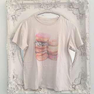 Brandy Melville Donut T-Shirt