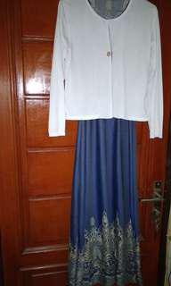Dress panjang wanita