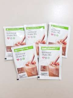 Herbalife Shake Sachet F1 Formula lose weight fast fat loss quick easy healthy pill food drink chocolate vanilla