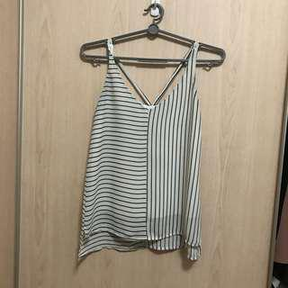 TSW Striped Cami in XS