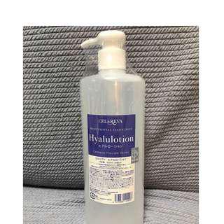 💫日本銀座 CELLREVA 幹細胞透明質酸膠原蛋白化妝水