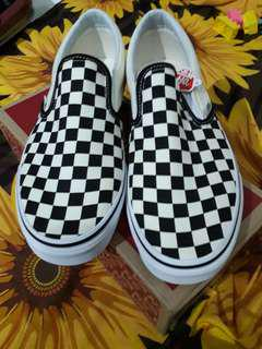 Vans Checker Board