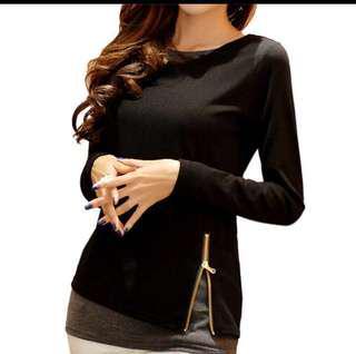 Beatrice Clothes in Black