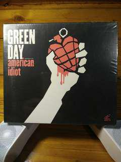 GREEN DAY american idiot Rare album