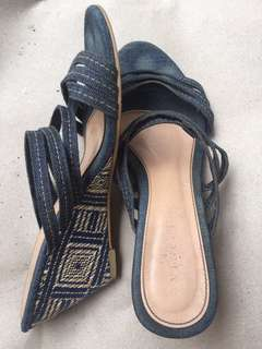 VNC SHOES SIZE 37, heels 5cm