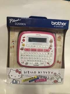 Hello Kitty 標籤機