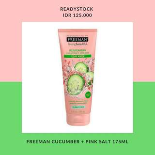 FREEMAN CUCUMBER PINK+SALT 175ml