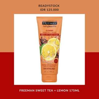 FREEMAN SWEET TEA + LEMON 175ML