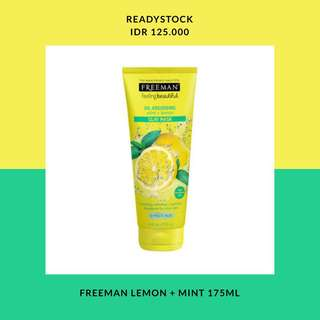 FREEMAN LEMON MINT 175ML