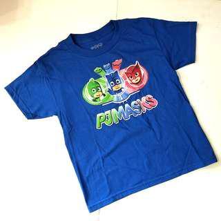 PJ Masks Boy's Short Sleeves T-Shirt