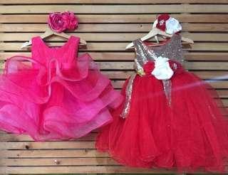 Birthday Gowns!!