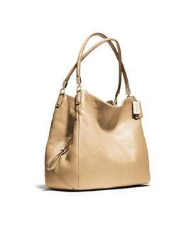 COACH Madison Leather Phoebe bag